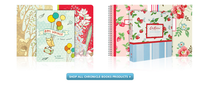 Shop All Chronicle Books Products >