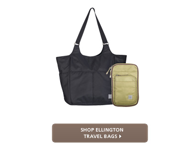 Shop Ellington Travel Bags >